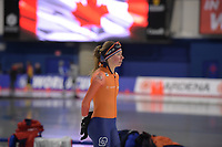 SPEEDSKATING: Calgary, The Olympic Oval, 06-02-2020, ISU World Cup Speed Skating, training, Esmee Visser (NED), ©foto Martin de Jong