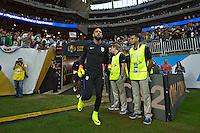 Photo before the match Estados Unidos vs Argentina at NRG Stadium, in Houston, Texas corresponding to the Semifinals of Copa America Centenario 2016. ---<br /> <br /> Foto previa al partido Estados Unidos vs Argentina ,en el Estadio NRG, en Houston, Texas. Partido Correspondiante a la semifinal de la Copa America Centenario USA 2016, en la foto:Tim Howard<br /> <br /> --- - 21/06/2016/MEXSPORT/JAVIER RAMIREZ