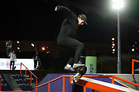6th November 2020; Parc del Forum, Barcelona, Catalonia, Spain; Imagin Extreme Barcelona; picture show Riachard Tury (SVK) during the mens street final