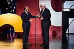 Donald Sutherland receive the donostia award during the 67th San Sebastian Donostia International Film Festival - Zinemaldia.September 26,2019.(ALTERPHOTOS/Yurena Paniagua)