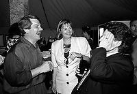 Montreal (Qc) CANADA - July 1992 File Photo - Juste Pour Rire Festival - - Jean Dore, mayor of Montreal