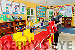 Maureen Quirke and SUsan Quirke Crowley at the Mounthawk montessori in Tralee which is opening on June 29th.