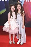 Ellie Blake und Robyn Elwell bei der Premiere des Kinofilms 'The Lost Daughter' auf dem 65. BFI London Film Festival 2021 in der Royal Festival Hall. London, 13.10.2021 . Credit: Action Press/MediaPunch **FOR USA ONLY**