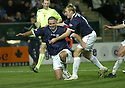 29/12/2007    Copyright Pic: James Stewart.File Name : sct_jspa12_falkirk_v_hearts.MICHAEL HIGDON CELEBRATES AFTER HE SCORES FALKIRK'S WINNER.James Stewart Photo Agency 19 Carronlea Drive, Falkirk. FK2 8DN      Vat Reg No. 607 6932 25.Office     : +44 (0)1324 570906     .Mobile   : +44 (0)7721 416997.Fax         : +44 (0)1324 570906.E-mail  :  jim@jspa.co.uk.If you require further information then contact Jim Stewart on any of the numbers above.........