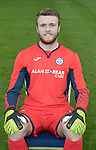 St Johnstone FC Season 2017-18 Photocall<br />Zander Clark<br />Picture by Graeme Hart.<br />Copyright Perthshire Picture Agency<br />Tel: 01738 623350  Mobile: 07990 594431