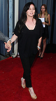 SANTA MONICA, CA, USA - JUNE 11: Shannon Doherty at the Pathway To The Cures For Breast Cancer: A Fundraiser Benefiting Susan G. Komen held at the Barker Hangar on June 11, 2014 in Santa Monica, California, United States. (Photo by Xavier Collin/Celebrity Monitor)