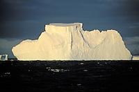 Ice Berg, Antarctica