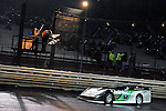 Oct 4, 2009; 10:52:42 PM; Knoxville, IA., USA; The 6th Annual running of the Lucas Oil Late Model Knoxville Nationals at the Knoxville Raceway.  Mandatory Credit: (thesportswire.net)