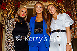Kasia Bella, Julie Cahill and Aoife O'Carroll enjoying the evening in the Mall Tavern on Saturday.
