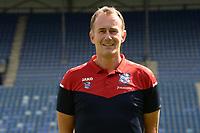VOETBAL: HEERENVEEN: 18-08-2020, SC Heerenveen portret  Erik ten Voorde                               (fysiotherapeut), ©foto Martin de Jong