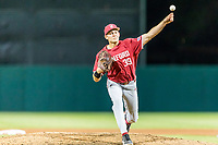STANFORD, CA - JUNE 6: Jacob Palisch during a game between UC Irvine and Stanford Baseball at Sunken Diamond on June 6, 2021 in Stanford, California.