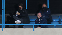Director of Cricket at Warwickshire, Paul Farbrace, watches on from the front row during Gillingham vs Charlton Athletic, Sky Bet EFL League 1 Football at the MEMS Priestfield Stadium on 21st November 2020