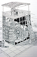 World Civilization:  Chinese Technology--The Great Astronomical Clock.  CLERKS AND CRAFTSMAN, Joseph Needham, p. 12.