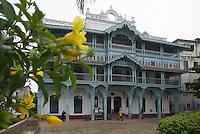 Afrique/Afrique de l'Est/Tanzanie/Zanzibar/Ile Unguja/StoneTown: le vieux dispensaire qui date de 1894