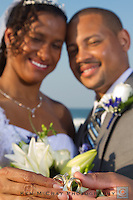 Reginald & Sabrina McClellan<br /> Serenata Beach Club