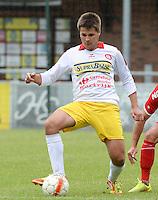 FC Gullegem : Karim Stockx <br /> foto VDB / BART VANDENBROUCKE