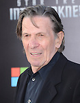 """Leonard Nimoy  at Paramount Pictures' Premiere of  """"Star Trek Into Darkness"""" held at The Dolby Theater in Hollywood, California on May 14,2013                                                                   Copyright 2013 Hollywood Press Agency"""