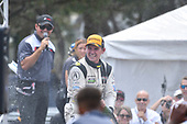 IMSA WeatherTech SportsCar Championship<br /> Chevrolet Sports Car Classic<br /> Detroit Belle Isle Grand Prix, Detroit, MI USA<br /> Saturday 3 June 2017<br /> 93, Acura, Acura NSX, GTD, Andy Lally, Katherine Legge<br /> World Copyright: Richard Dole<br /> LAT Images<br /> ref: Digital Image RD_DTW_17_0411
