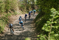 Alejandro Valverde (ESP/Movistar)<br /> <br /> 54th Amstel Gold Race 2019 (1.UWT)<br /> One day race from Maastricht to Berg en Terblijt (NED/266km)<br /> <br /> ©kramon