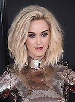 Katy Perry @ the 59th Annual GRAMMY Awards held @ the Microsoft Theatre.<br /> February 12, 2017 , Los Angeles, USA. # 59EME GRAMMY AWARDS 2017