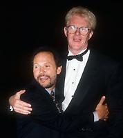#BillyCrystal #EdBegleyJr 1992<br /> Photo By Adam Scull/PHOTOlink.net
