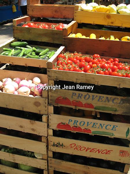 Vegetables, Provence