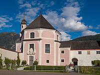 St. Elisabeth, Deutschordenskommende in Sterzing, Region Südtirol-Bozen, Italien, Europa<br /> St. Elizabeth, German Order commandry in Sterzing, Region South Tyrol-Bolzano, Italy, Europe