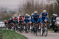 Pure dominance by Team Quickstep Floors throughout the race<br /> <br /> 61th E3 Harelbeke (1.UWT)<br /> Harelbeke - Harelbeke (206km)