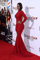Mel B @ the premiere of 'Barber Shop The Next Cut' held @ the Chinese theatre.<br /> April 6, 2016