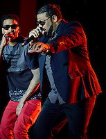 POMPANO BEACH, FL - DECEMBER 02: Al B. Sure performs onstage at Pompano Beach Amphitheatre on December 2, 2016 in Pompano Beach, Florida. Credit: MPI10 / MediaPunch