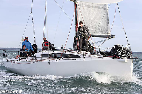 ISORA Champion Rockabill VI (Paul O'Higgins) from the Royal Irish Yacht Club