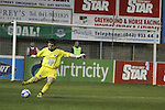 United Goal Keeper David Quirk as Drogheda Utd V UCD in the Airtricity League. (result UCD 1 Drogheda Utd 0)..(Photo credit should read Jenny Matthews/www.newsfile.ie)....This Picture has been sent you under the conditions enclosed by:.Newsfile Ltd..The Studio,.Millmount Abbey,.Drogheda,.Co Meath..Ireland..Tel: +353(0)41-9871240.Fax: +353(0)41-9871260.GSM: +353(0)86-2500958.email: pictures@newsfile.ie.www.newsfile.ie.