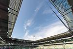 19.09.2020, wohninvest Weserstadion, Bremen, GER,  SV Werder Bremen vs Hertha BSC Berlin, <br /> <br /> <br />  im Bild<br /> <br /> Feature - Blauer HImmel ueber dem Stadion<br /> <br /> Foto © nordphoto / Kokenge<br /> <br /> DFL regulations prohibit any use of photographs as image sequences and/or quasi-video.