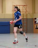 Nathalie Schäfer (Walldorf) - Mörfelden-Walldorf 09.02.2020: TGS Walldorf vs. TGB Darmstadt, Sporthalle