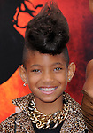Willow Smith at the Columbia pictures L.A. Premiere of The Karate Kid held at The Mann Village Theatre in Westwood, California on June 07,2010                                                                               © 2010 Debbie VanStory / Hollywood Press Agency