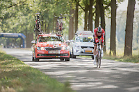 Frederik Frison (BEL/Lotto-Soudal)<br /> <br /> 12th Eneco Tour 2016 (UCI World Tour)<br /> stage 2: Breda-Breda iTT (9.6km)