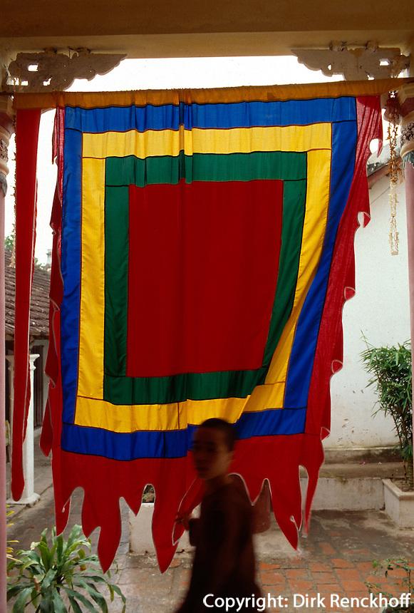Pho Lin-Tempel in Hanoi, Vietnam