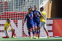 Ecuador vs Japan, June 16, 2015