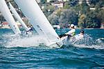 Bow n: 8, Skipper: Torben Grael, Crew: Guilherme De Almeida, Sail n: BRA