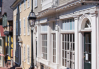 Home of the Providence Arts Club and national Historic Landmark, Providence, Rhode Island, USA