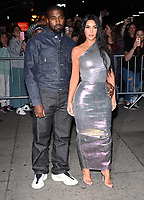 NEW YORK, NY - October 24: Kanye West, Kim Kardashian West attends Fashion Group International's 2019 Night of Stars at Cipriani Wall Street on October 24, 2019 in New York City. Credit: John Palmer / Media Punch