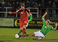 2012-02-15  Belgium - Northern Ireland