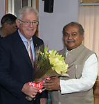 12/01/15_ Mr Narendra Singh Tomar Minister of Mines and Steel