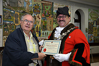 Pictured: David Boswell (R) (STOCK PICTURE)<br /> Re: The Mayor of Pembroke, Councillor David (Dai) Boswell, has appeared before Swansea Crown Court, facing historic charges including rape of a child.<br /> Boswell, who is also the Conservative county councillor for Pembroke St Mary North, has been charged with six counts of indecent assault and one charge of rape.<br /> The charges relate to two alleged victims, said to be under the age of 13 at the time and dating back to the early nineties.<br /> He has now stood aside from his role.