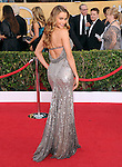Sofia Vergara attends The 20th SAG Awards held at The Shrine Auditorium in Los Angeles, California on January 18,2014                                                                               © 2014 Hollywood Press Agency