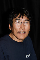 Montreal (Qc) CANADA - August 25 2008 - Natar Ungalaaq, actor, at the Montreal World Film Festival.