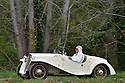 14/04/16 - LE BUGUE - DORDOGNE - FRANCE - Essais cabriolet FIAT Balilla de 1935 - Photo Jerome CHABANNE