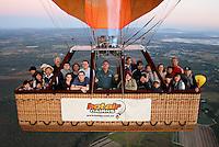 20120729 July 29 Hot Air Balloon Cairns