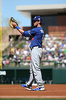 Cody Bellinger - Los Angeles Dodgers 2016 spring training (Bill Mitchell)