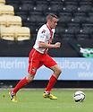 James Dunne of Stevenage<br />  - Stevenage v Leyton Orient - Sky Bet League 1 - Lamex Stadium, Stevenage - 17th August, 2013<br />  © Kevin Coleman 2013